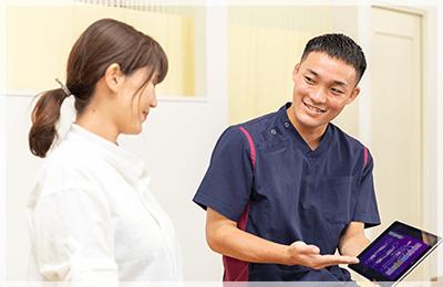 検査・症状や原因の説明