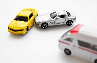 交通事故(自賠責保険治療)