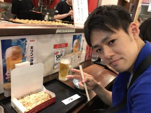 G・W In Osaka