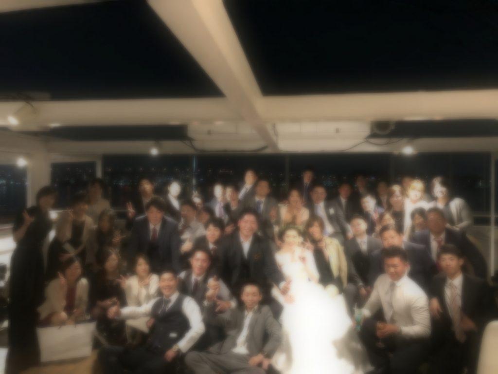 結婚式&プチ旅行!