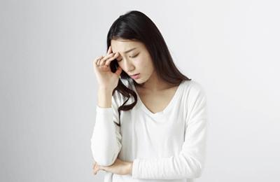 頭痛の種類と症状イメージ