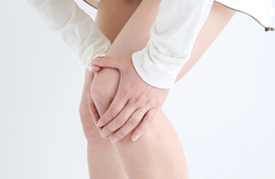 膝の痛みの原因と症状イメージ