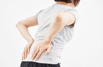 坐骨神経痛の原因と症状イメージ
